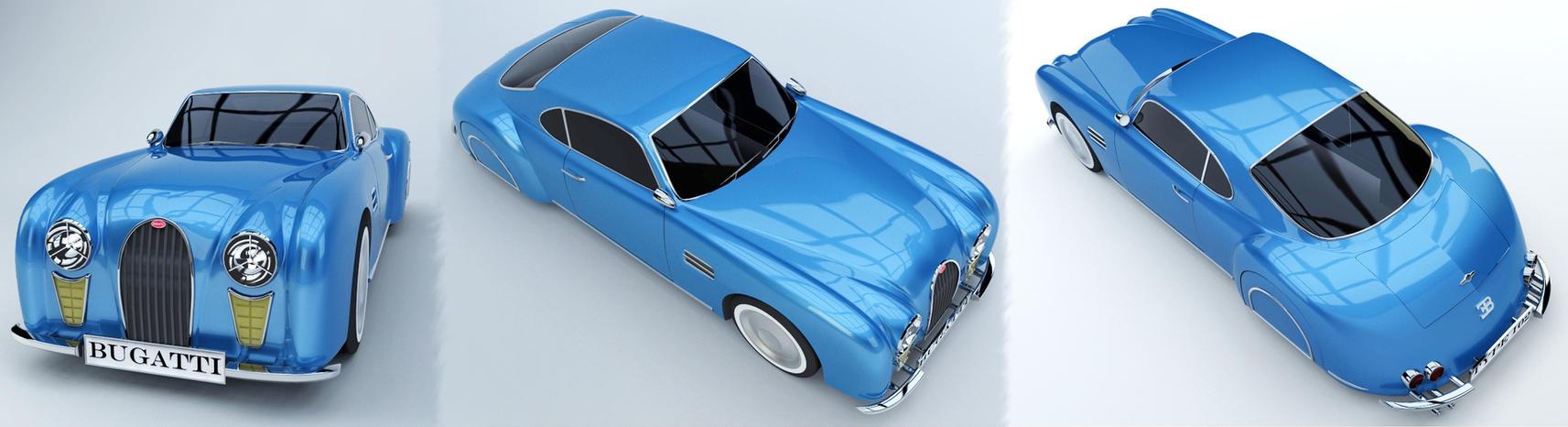 Bugatti T102 by Marian87