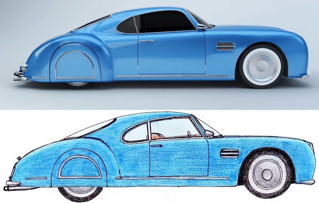 Bugatti T102 b by Marian87