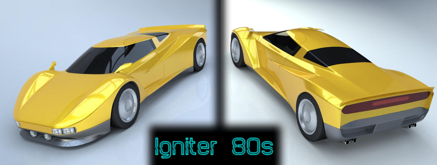 Igniter 80S WIP by Marian87