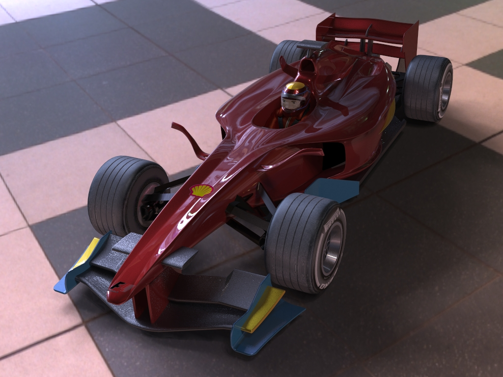 F1 Mareli (collaborative effort) by Marian87