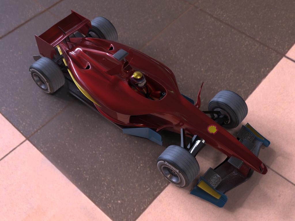 F1 Mareli (collaborative effort) by Marian87