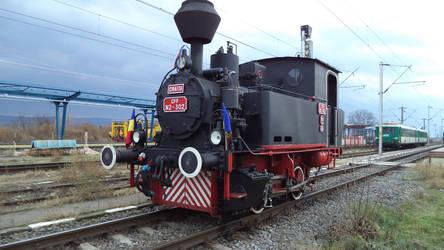 CFF N2 302 Craita Steam Locomotive by Marian87