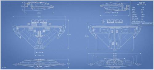 Kob R4 Multipurpose Ship Blueprint