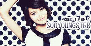 SNSD Sooyoung Banner 1 by tifflebear