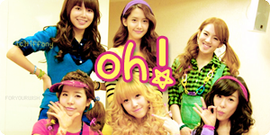 SNSD Banner 3 by tifflebear