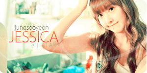 SNSD Jessica Banner 4 by tifflebear