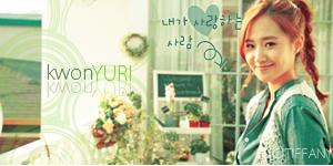 SNSD Yuri Banner 1 by tifflebear