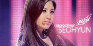 SNSD Seohyun Banner 2 by tifflebear