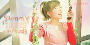 SNSD Sunny Banner 3 by tifflebear
