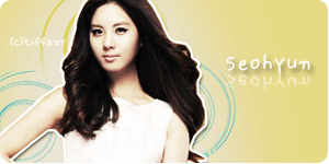 SNSD Seohyun Banner 3 by tifflebear