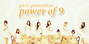 SNSD Baner 5 by tifflebear