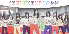 SNSD Banner 6 by tifflebear