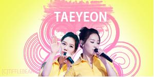 SNSD Taeyeon Banner 8 by tifflebear