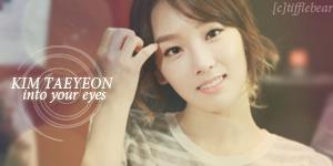SNSD Taeyeon Banner 9 by tifflebear