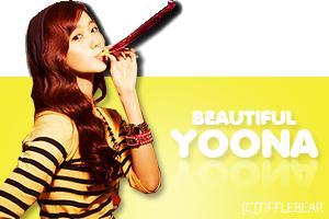 SNSD Yoona Banner 21 by tifflebear
