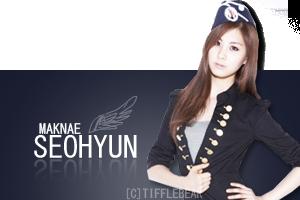 SNSD Seohyun Banner 5 by tifflebear