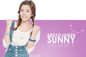 SNSD Sunny Banner 5 by tifflebear