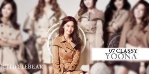 SNSD Yoona Banner 28 by tifflebear