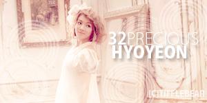 SNSD Hyoyeon Banner 7 by tifflebear