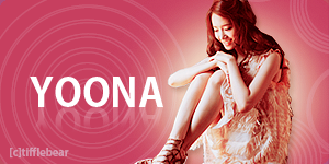 SNSD Yoona Banner 31 by tifflebear