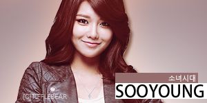 SNSD Sooyoung Banner 5 by tifflebear