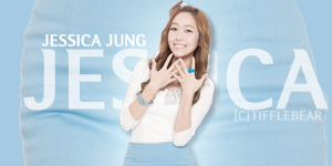 SNSD Jessica Banner 10 by tifflebear