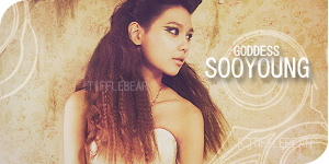 SNSD Sooyoung Banner 12 by tifflebear