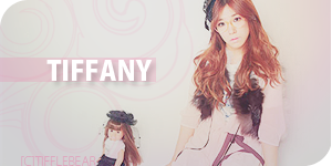 SNSD Tiffany Banner 11 by tifflebear