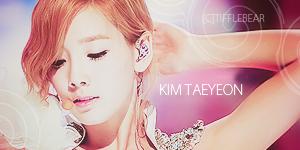 SNSD Taeyeon Banner 16 by tifflebear