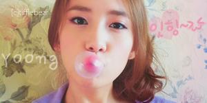 SNSD Yoona Banner 45 by tifflebear