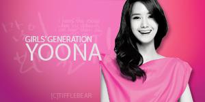 SNSD Yoona Banner 46 by tifflebear