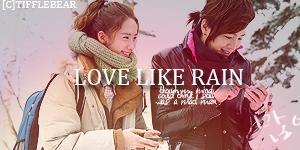 Love Rain Banner 1 by tifflebear