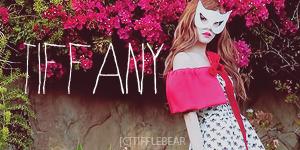 SNSD Tiffany Banner 15 by tifflebear