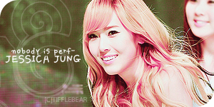 SNSD Jessica Banner 19 by tifflebear