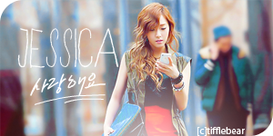 SNSD Jessica Banner 22 by tifflebear