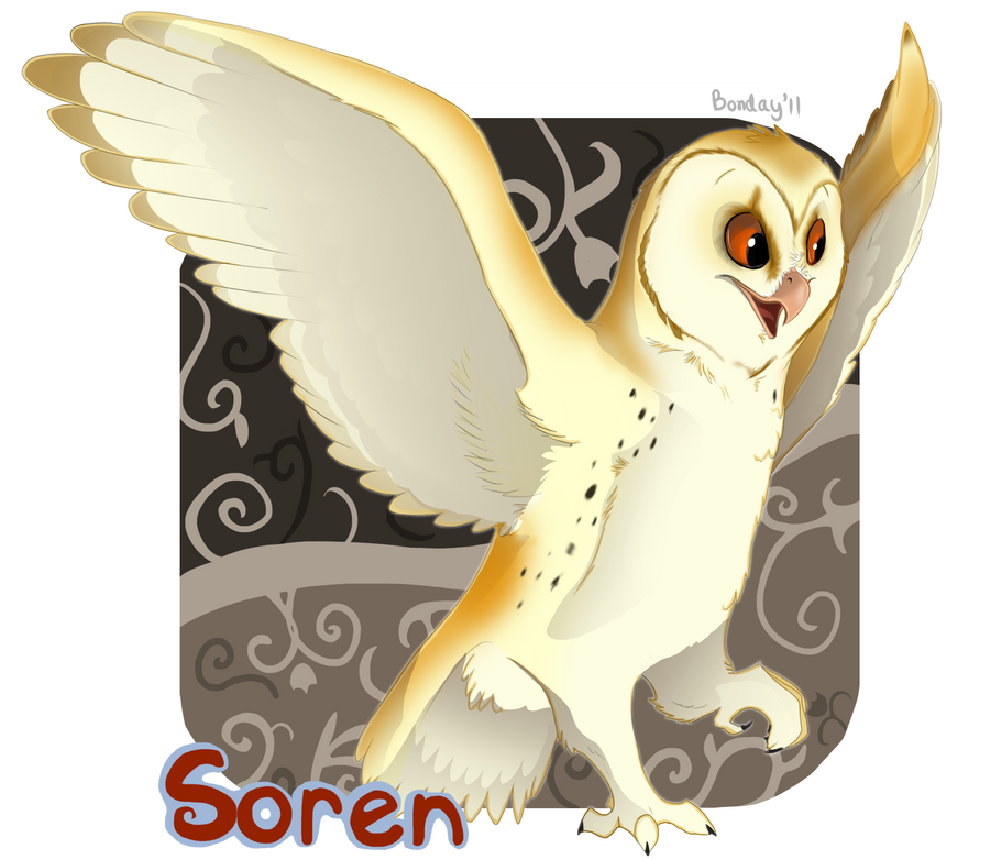 Soren badge by Bonday
