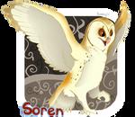 Soren badge