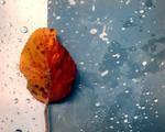 Like a tree in the rain II. by QueenOfRavens