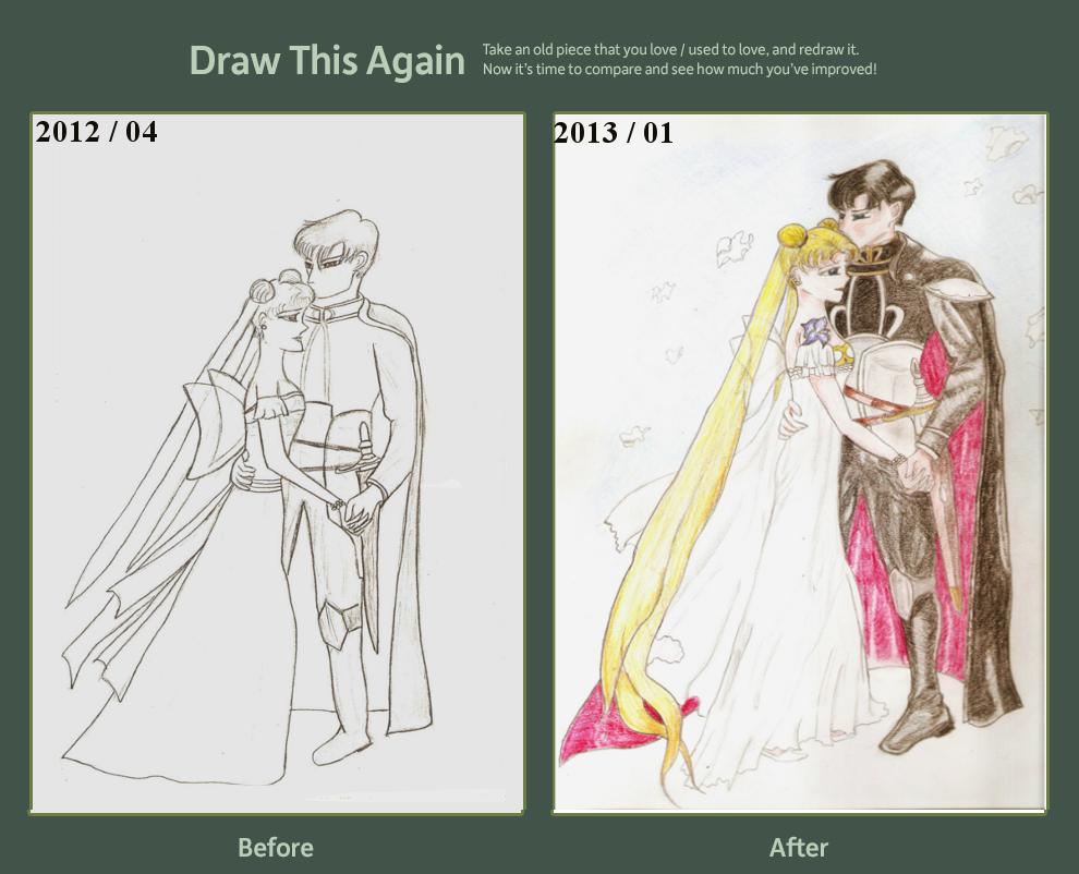 Draw this again meme by csicsus