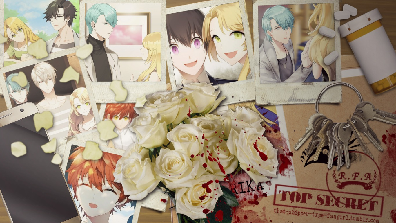 Mystic Messenger - Haven't you heard...? by csicsus on ...