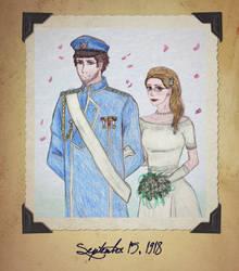 ~wedding, 1918, Amestris~ by csicsus