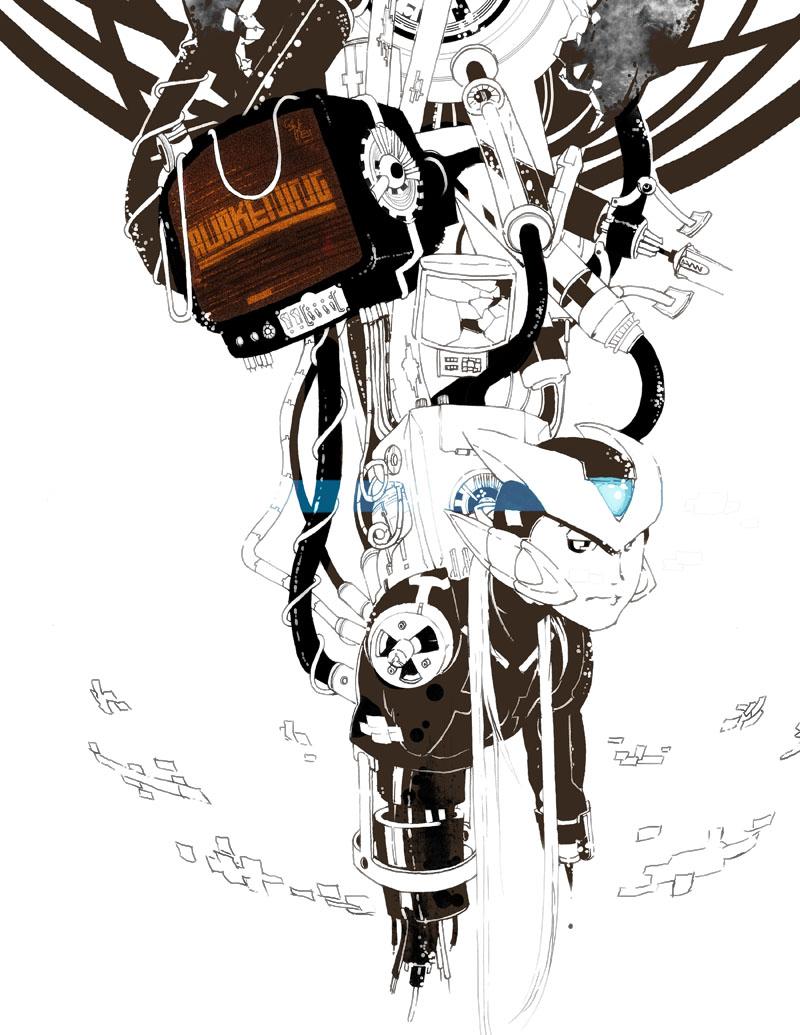 Megaman Zero - Awakening by LaChuc