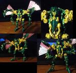Transformers HFTD Waspinator2