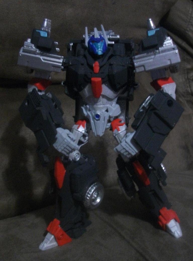 Beast Wars Uprising Optimus Primal by GRIMLOCKPRIME108