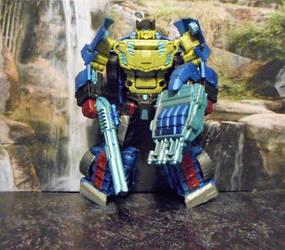 Combiner Wars Punch by GRIMLOCKPRIME108