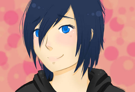 Xion - first doodle with new tablet!