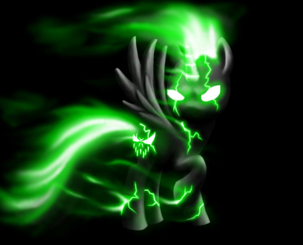 epic pony by gravitythunder on deviantart