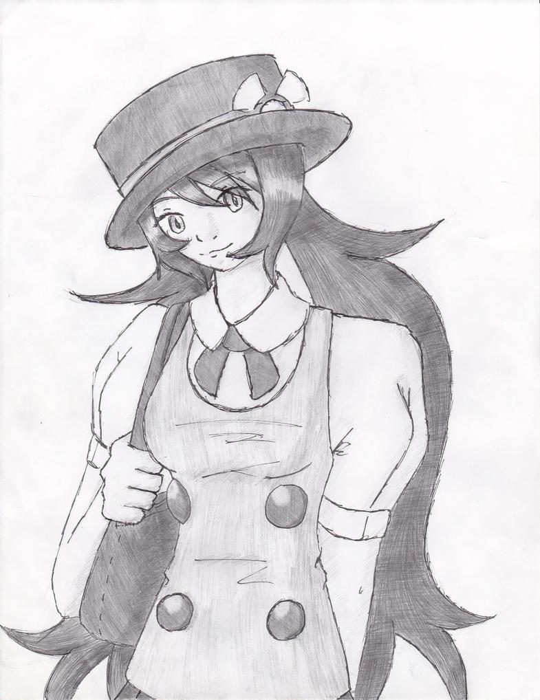 Pokemon Trainer by yuukisolo808