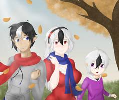 Atsuko Family | Summers End!