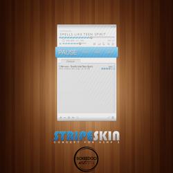 Stripe Skin by MondoteQ